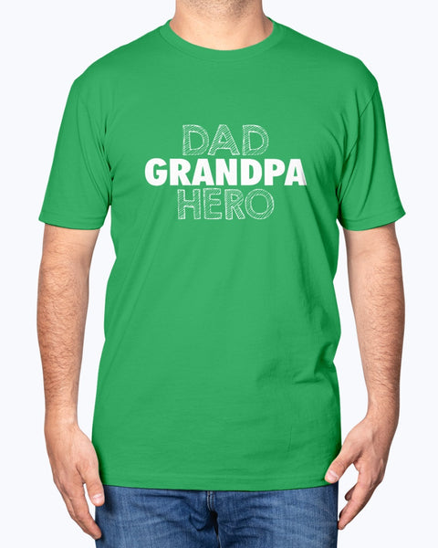 Dad Grandpa Hero