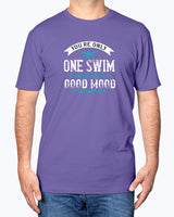 Swimming - One Swim to a Good Mood