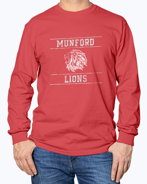 Munford Lions Long Sleeve