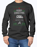 Ugly Sweater Merry Xmas Sh...er's Full