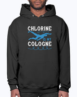 Swimming - Chlorine is my cologne