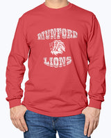Munford Lions 2  Long Sleeve