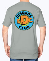 "DisDads Club  Official Member ""Nate"" Style Premium Fitted Crew"