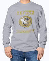 "Oxford Yellow Jackets ""Vintage"" Long Sleeve"