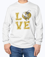 Love Oxford Yellow Jackets Long Sleeve
