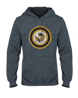 "Oxford Yellow Jackets ""Shield"" Hoodie"