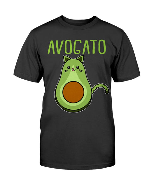 Avocato Cat Avocado - Bella + Canvas Unisex T-Shirt