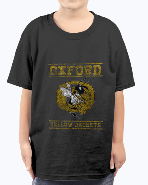 "Oxford Yellow Jackets ""Vintage"" Youth"