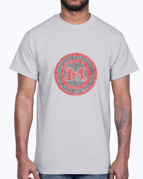 "Munford ""Shield"" Ultra Cotton T-Shirt"