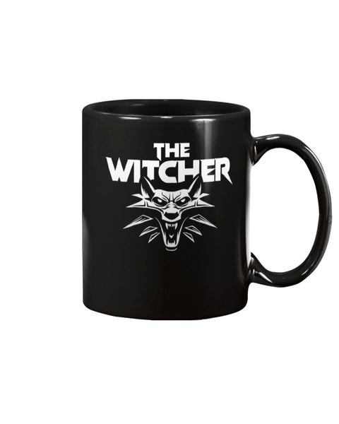 The Witcher Wolf - 15oz Mug