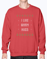 Ugly Sweater - I like warm hugs