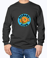DisDads Club  Logo Long Sleeve