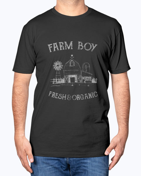 Farm Boy Barn