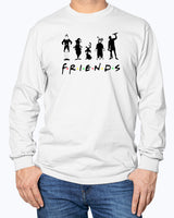 FRIENDS -Grinch and others