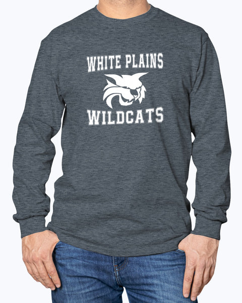 White Plains Wildcats Long Sleeve