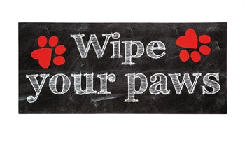 Sassafras Switch Mats Wipe Your Paws