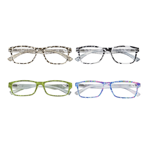 Reading Glasses With Matching Case with zipclosure