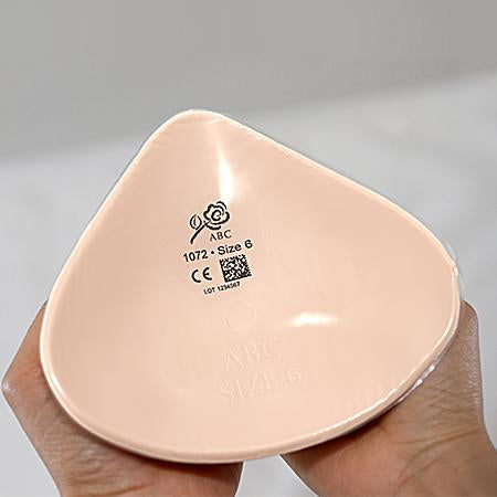 ABC Classic Triangle Lightweight Breast Form