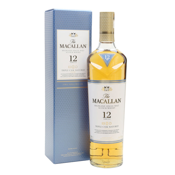 The Macallan Triple Cask 700 ml