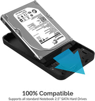"Sabrent Adaptador 2.5"" SATA to USB 3.0"