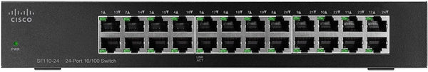 Cisco Switch 24 Puertos SF110-24