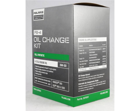 PS-4 Engine Oil Change Kit 2879323