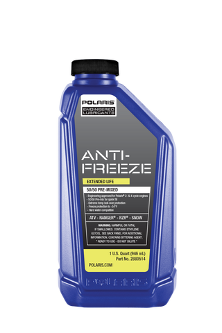 Extended Life Antifreeze Coolant Pre-Mixed
