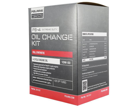 PS-4 Extreme Duty Engine Oil Change Kit 2881697