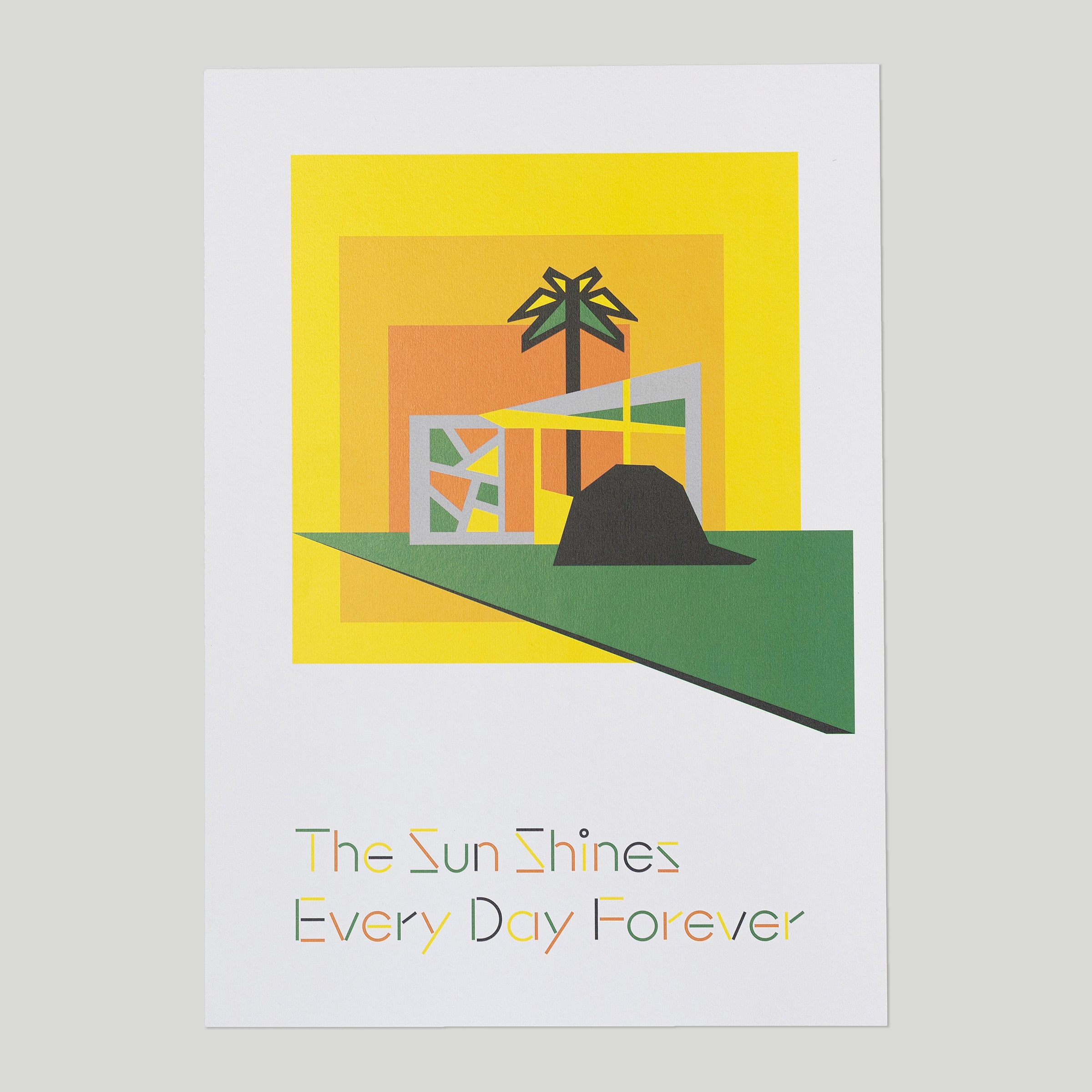 Matthew Houlding: The Sun Shines Every Day Forever — The Tetley Shop
