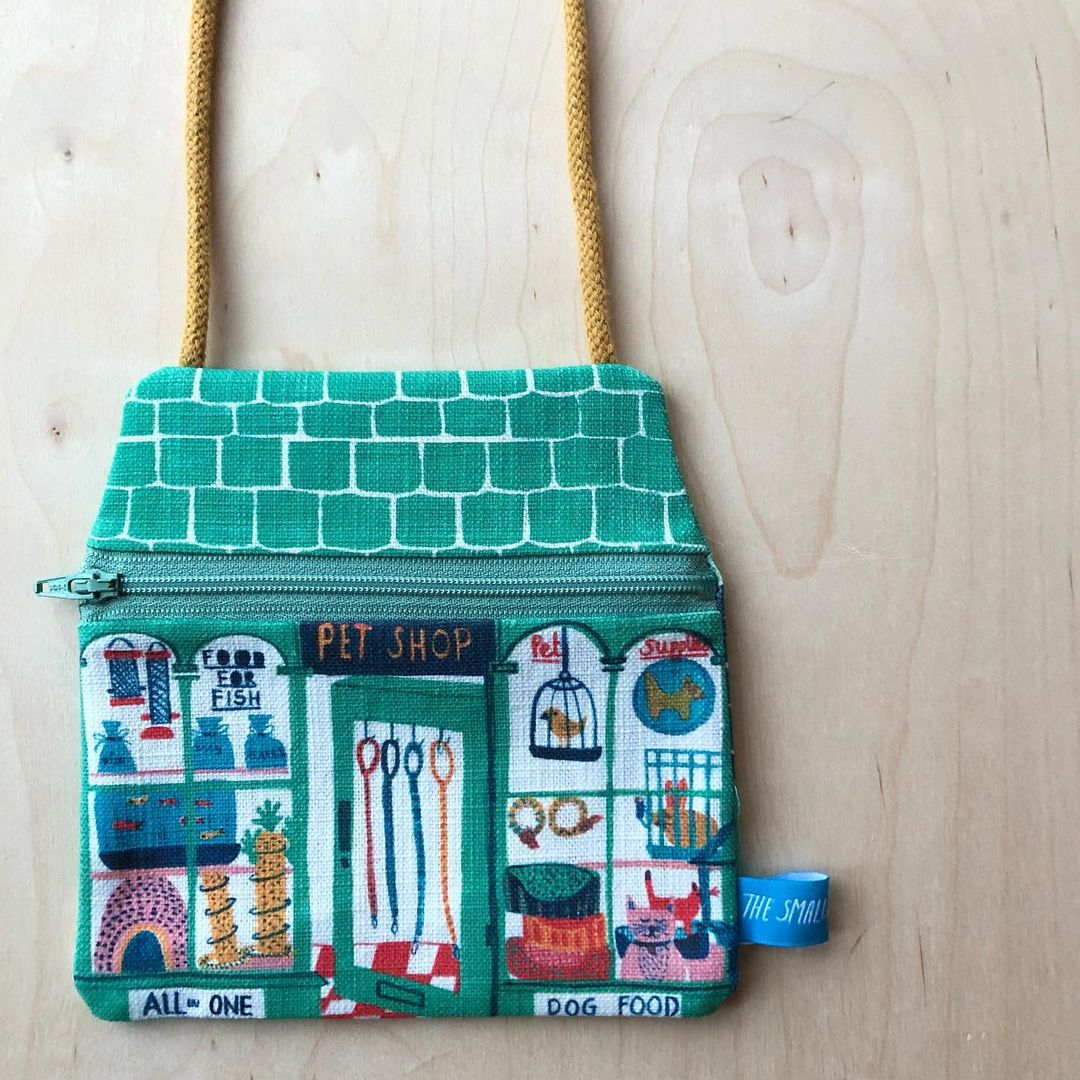 The Smallish House 'Pet Shop' Bag — The Tetley Shop