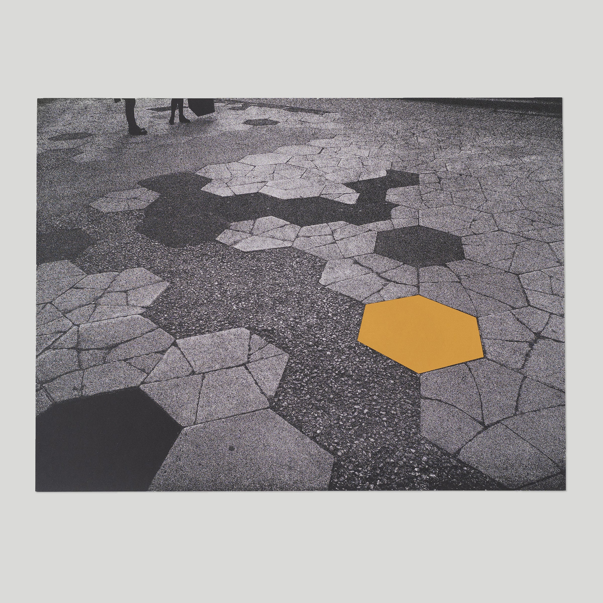 Natalie Finnemore: Untitled (pavement) — The Tetley Shop