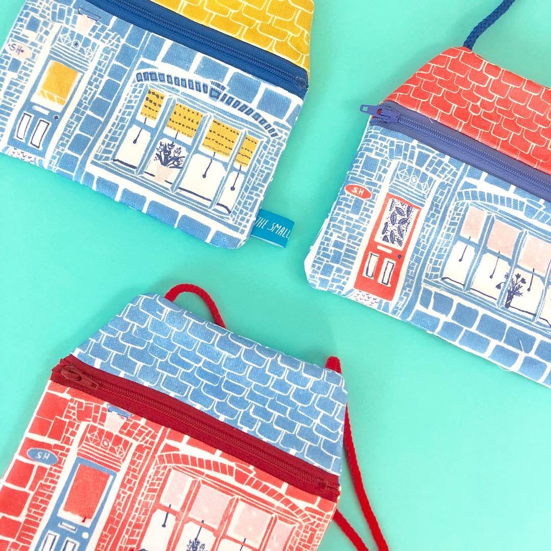 The Smallish House 'Home' Bag — The Tetley Shop