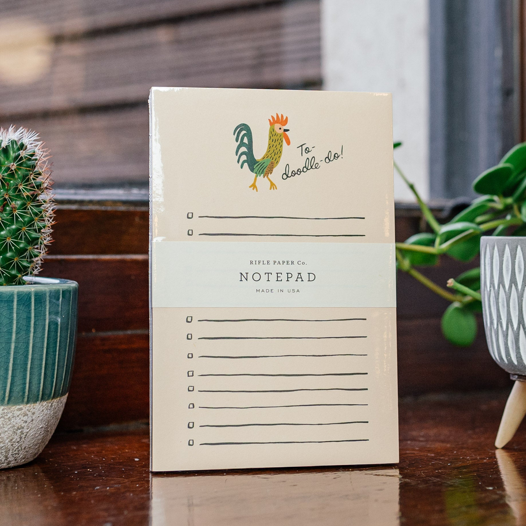 To-Doodle-Do Notepad — The Tetley Shop