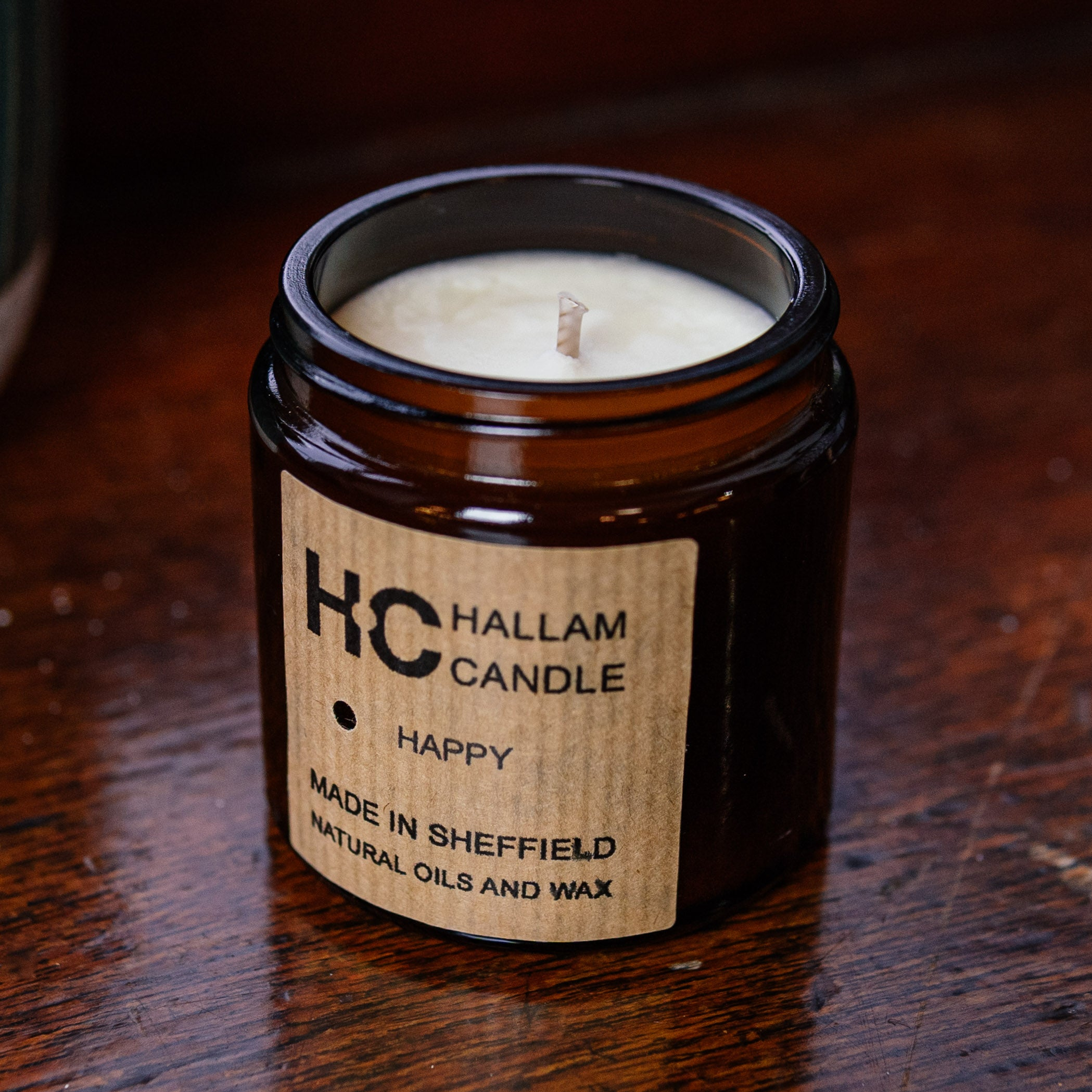 Hallam Candle — The Tetley Shop