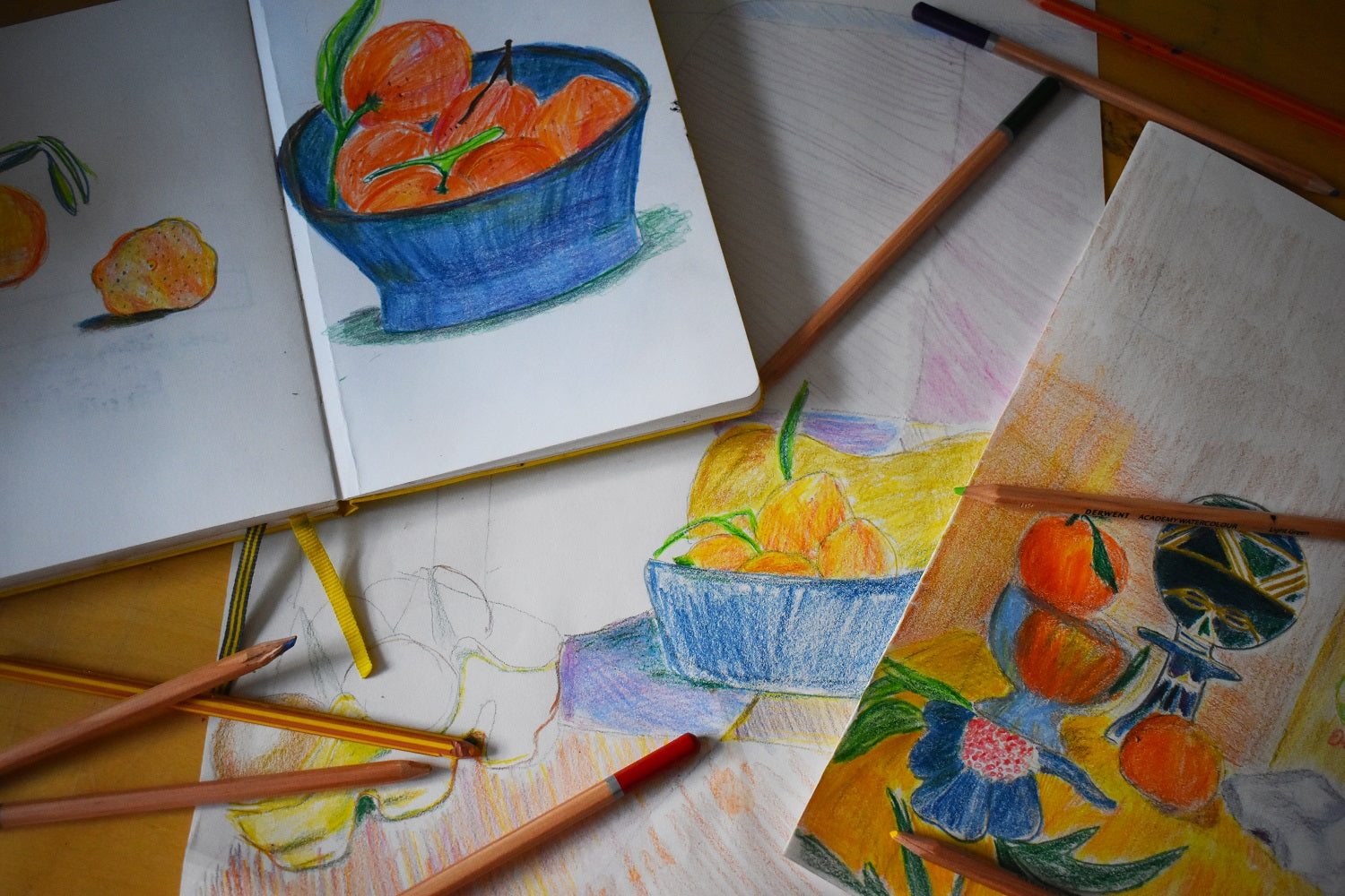 Drink & Draw - Still Life — The Tetley Shop