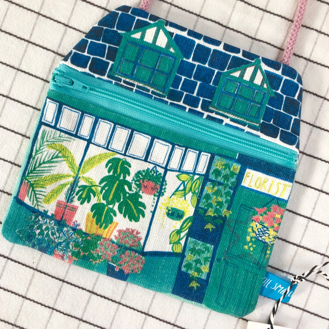 The Smallish House 'Florist' Bag — The Tetley Shop