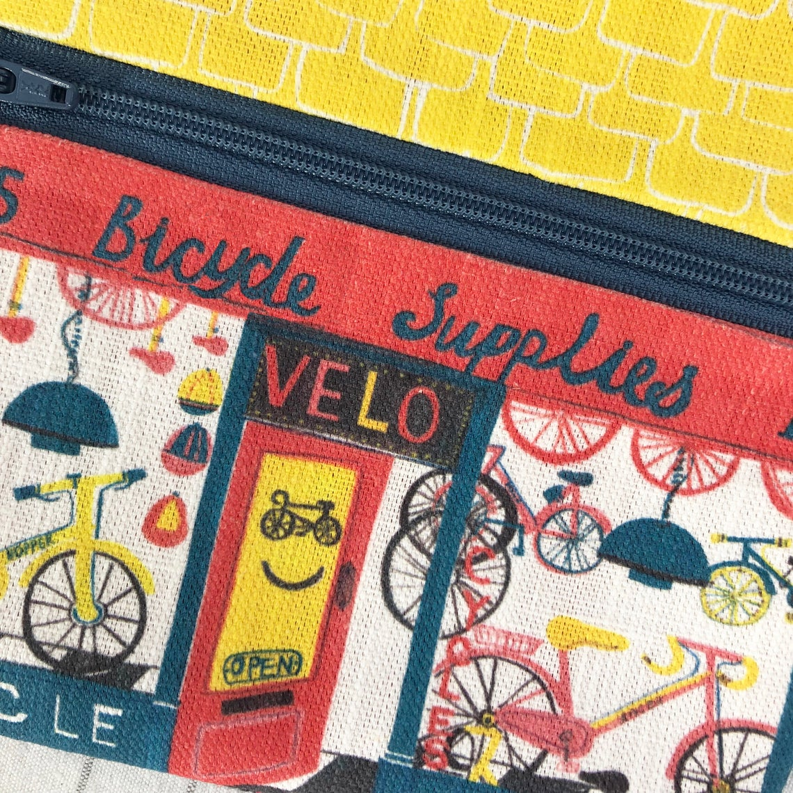 The Smallish House 'Bike Shop' Bag — The Tetley Shop