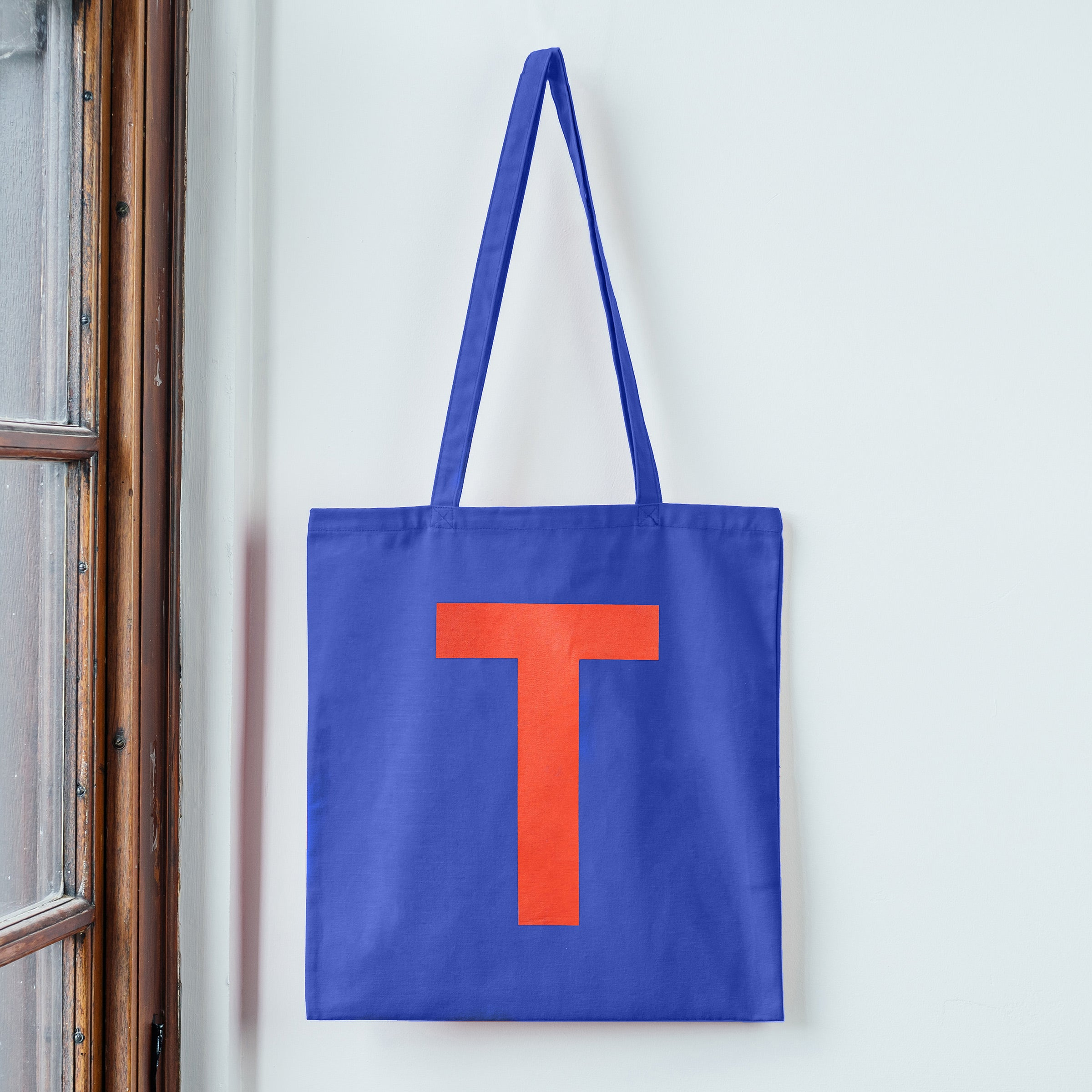 The Tetley Blue Tote Bag — The Tetley Shop