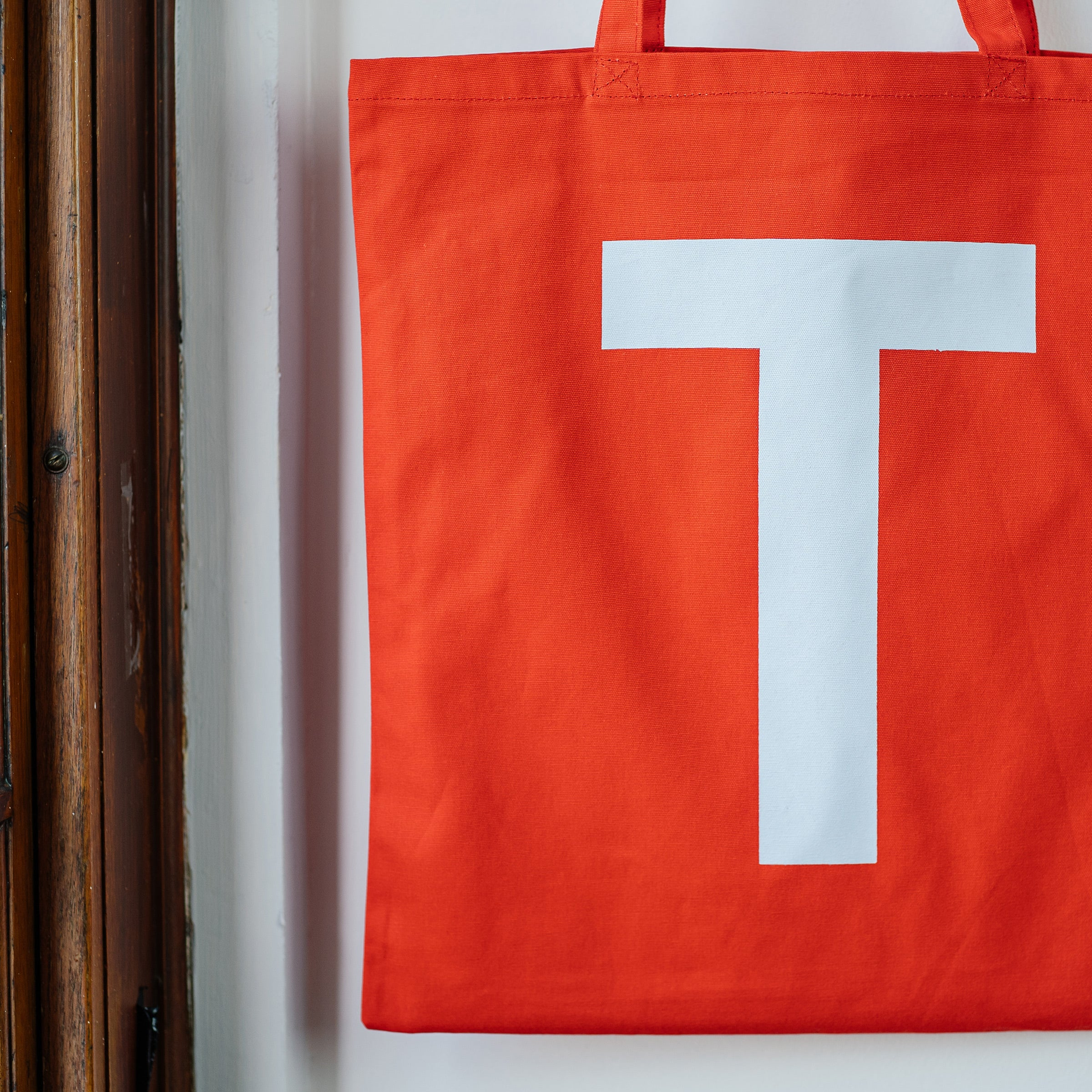 The Tetley Red Tote Bag — The Tetley Shop