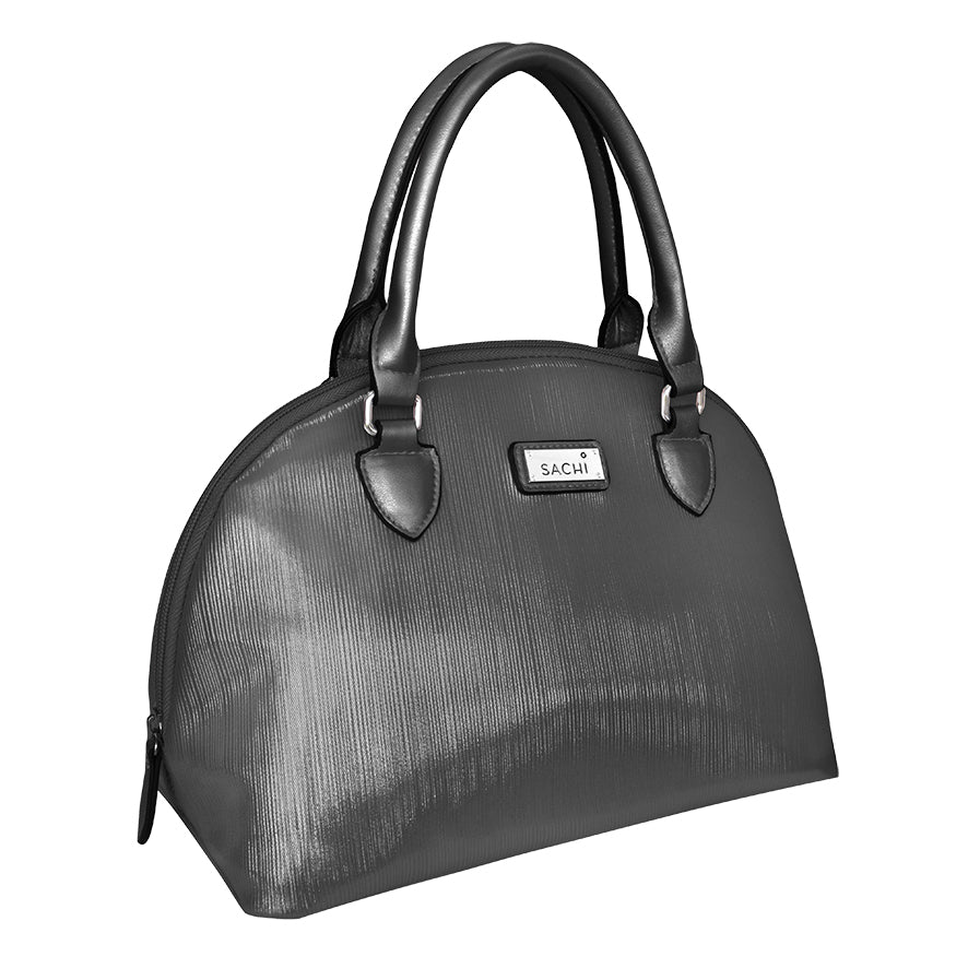 Sachi Insulated Lunch Bag Charcoal