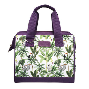 Sachi Insulated Lunch Bag Jungle Friends