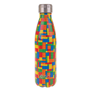 Oasis 500ml Insulated S/S Water Bottle Bricks