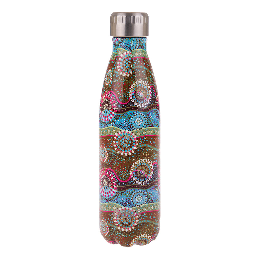 Oasis 500ml Insulated S/S Water Bottle Dreamtime