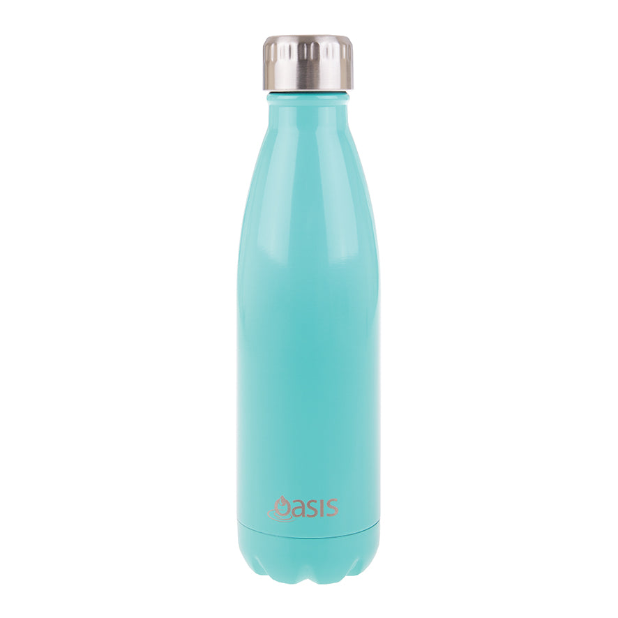 Oasis 500ml Insulated S/S Water Bottle Spearmint