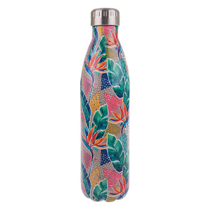 Oasis 750ml Insulated S/S Water Bottle Botanical