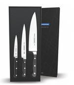 Load image into Gallery viewer, Tramontina Professional 3pc Kitchen Knife Set