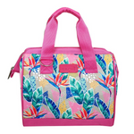 Load image into Gallery viewer, Sachi Insulated Lunch Bag Botanical