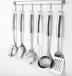 Load image into Gallery viewer, Exquisite Kitchen Utensils Set Stainless Steel 7pcs