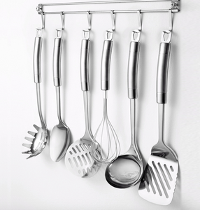 Exquisite Kitchen Utensils Set Stainless Steel 7pcs