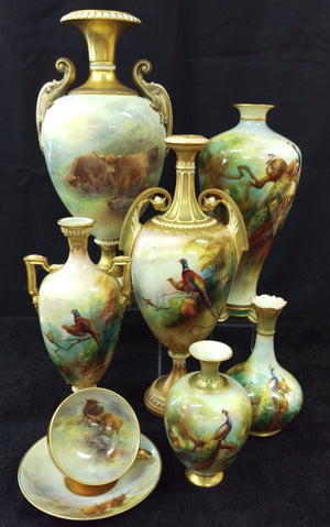 Pottery-Porcelain-China